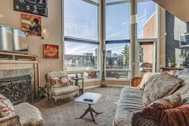 501, 718 5 Street NE in Bridgeland/Riverside Calgary MLS® #A1053336