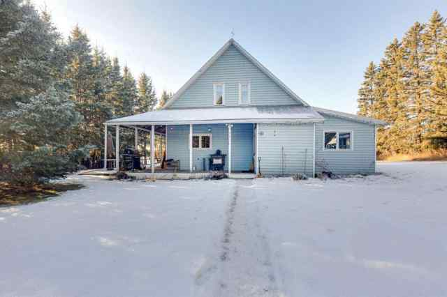 41078 Township Road 421   in NONE Rural Ponoka County MLS® #A1053860