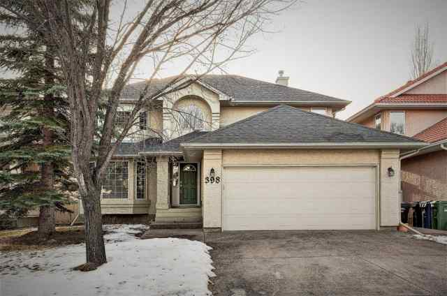 398 Mountain Park Drive SE in  Calgary MLS® #A1054034