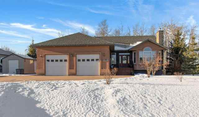 Carriage Lane Estates real estate 10110 Saxony Road in Carriage Lane Estates Rural Grande Prairie No. 1, County of
