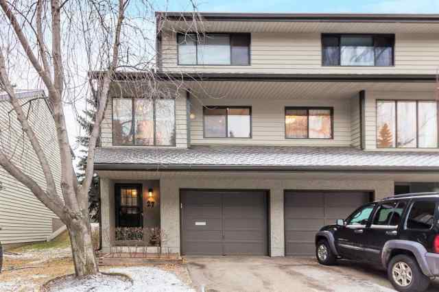 Unit-27-140 Point Drive NW in Point McKay Calgary MLS® #A1054497