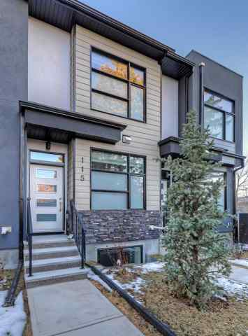 115, 408 27 Avenue NE in Winston Heights/Mountview Calgary MLS® #A1054803