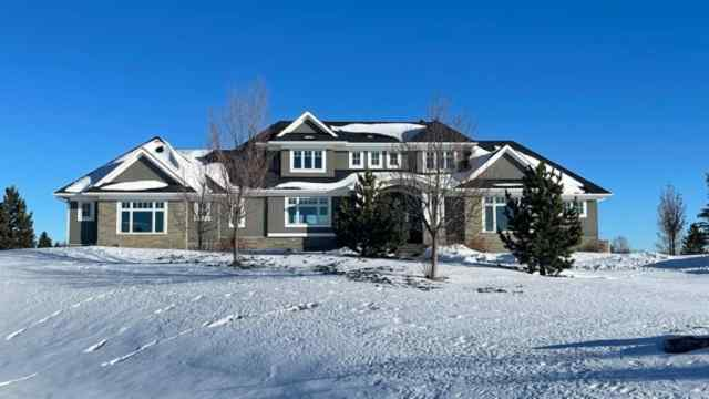 Bearspaw_Calg real estate 255030 Willow Creek Rise in Bearspaw_Calg Rural Rocky View County