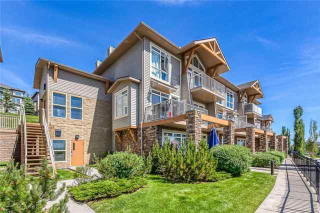 #8, 124 ROCKYLEDGE View NW in Rocky Ridge Calgary MLS® #A1054926