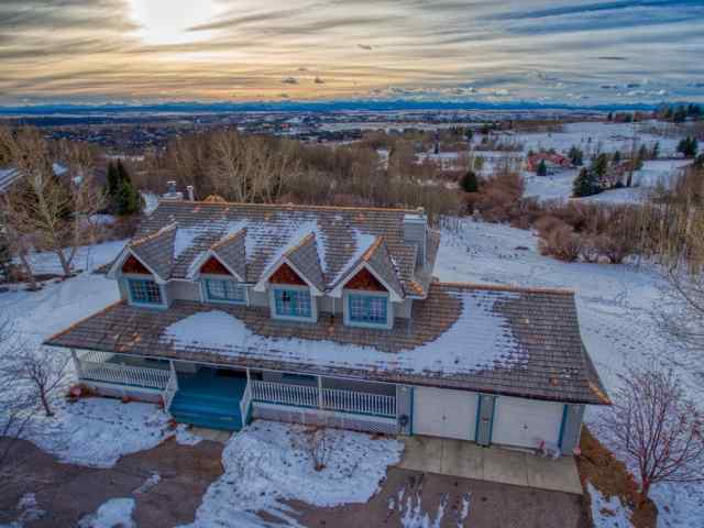 MLS® #A1055562 3 Blueridge  Place T3L 2N5 Rural Rocky View County
