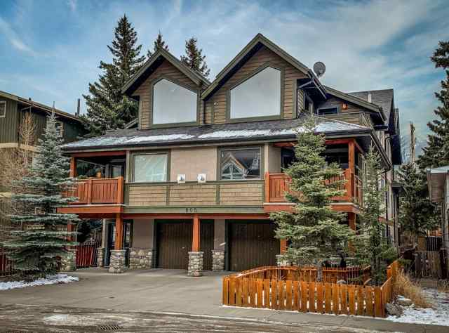 Unit-3-805 7 Street  in South Canmore Canmore MLS® #A1055805