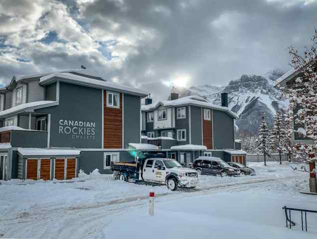 122, 1206 Bow Valley Trail S T1W 1N6 Canmore