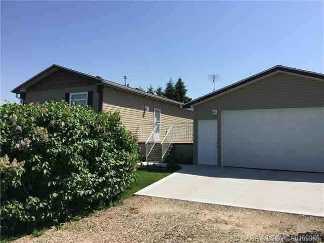4907 48 Avenue in  Botha MLS® #A1056507