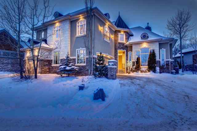 West Springs real estate 32 Wentwillow LANE SW in West Springs Calgary