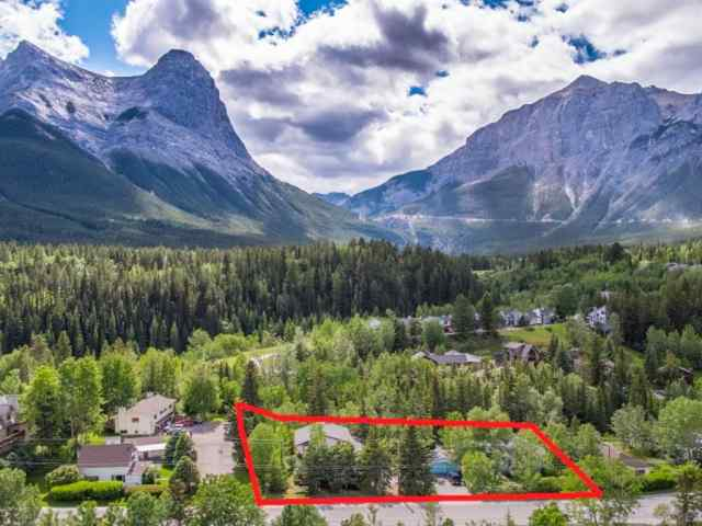107+109 Three Sisters Drive  in Hospital Hill Canmore MLS® #A1056706