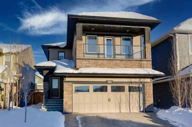 244 Sandstone Drive  in Mountainview_Okotoks Okotoks MLS® #A1056775