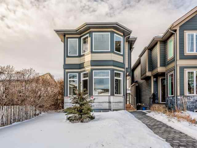 Montgomery real estate 4629 19 Avenue NW in Montgomery Calgary