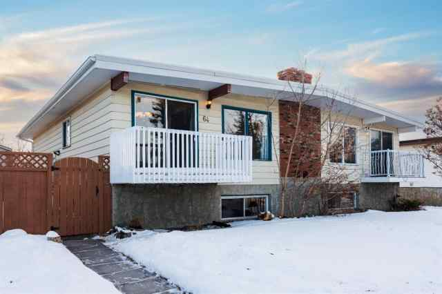 64 Queen Isabella Close SE in Queensland Calgary