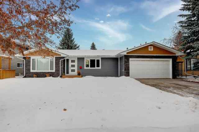 Chinook Park real estate 1228 Cross Crescent SW in Chinook Park Calgary