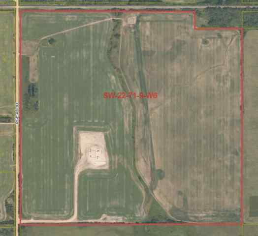 0   in NONE Rural Grande Prairie No. 1, County of MLS® #A1058315