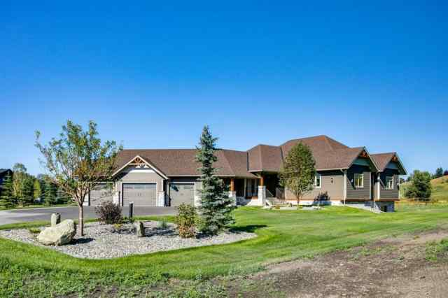 354015  Meridian Street  in NONE Rural Foothills County MLS® #A1058465
