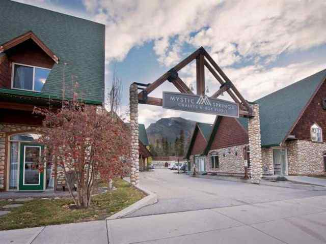 Bow Valley Trail real estate 142, 140 Kananaskis  Way in Bow Valley Trail Canmore