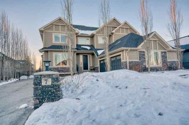 7 Cimarron Estates Manor  in Cimarron Estates Okotoks MLS® #A1058600