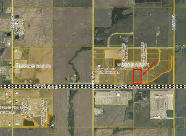 Unit-47-722040 Range Road 51   in Hawker Industrial Park Rural Grande Prairie No. 1, County of MLS® #A1058666