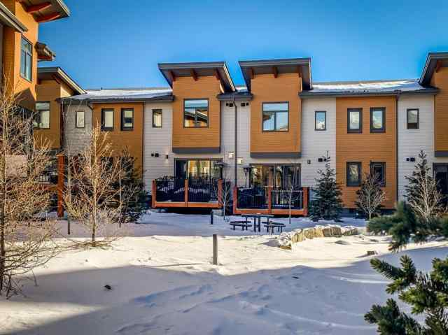 Unit-102F-1101 Three Sisters Parkway  in Three Sisters Canmore MLS® #A1058996