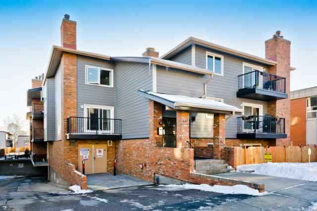 Bridgeland/Riverside real estate 215, 635 4 Avenue NE in Bridgeland/Riverside Calgary