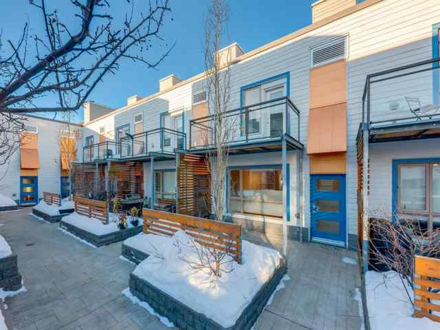 Bridgeland/Riverside real estate 208, 116 7A  in Bridgeland/Riverside Calgary