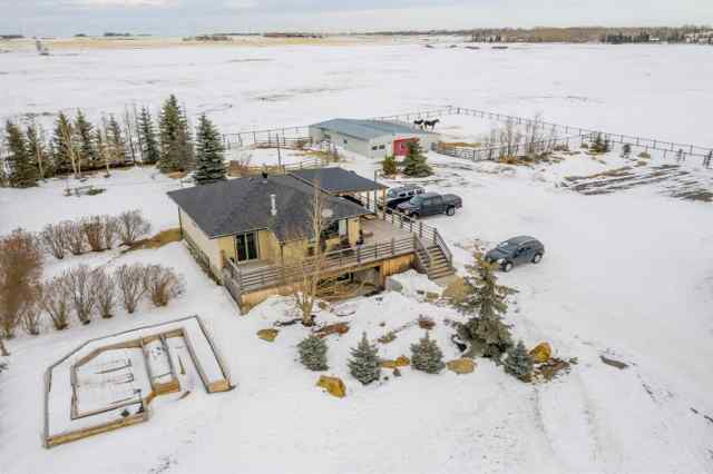 284226 Road 254 Township  in NONE Rural Rocky View County MLS® #A1059108