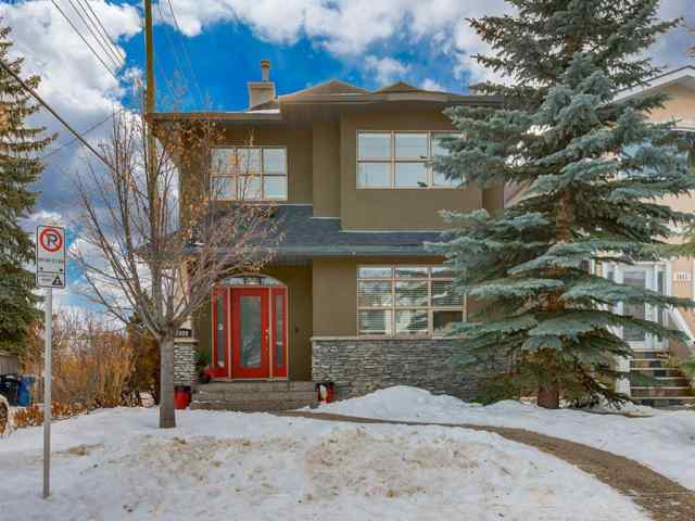 2009 6 Avenue NW in West Hillhurst Calgary MLS® #A1059234