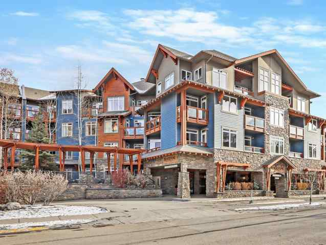 228, 170 Kananaskis Way in Bow Valley Trail Canmore MLS® #A1059254
