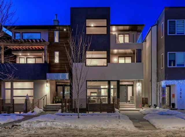 A, 1308 Gladstone Road NW in Hillhurst Calgary MLS® #A1059281