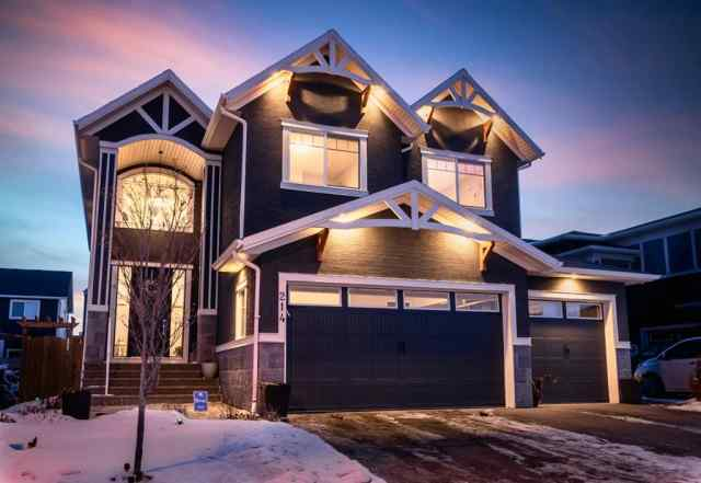 214 Aspenmere Green  in Westmere Chestermere MLS® #A1059298