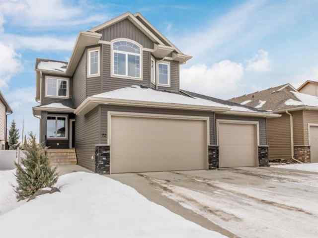 72 Cyprus Road in Cottonwood Estates Blackfalds MLS® #A1059419