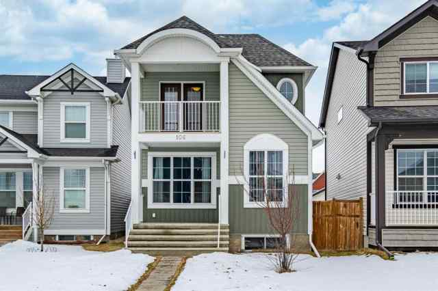 106 Auburn Crest Way SE in  Calgary MLS® #A1059617