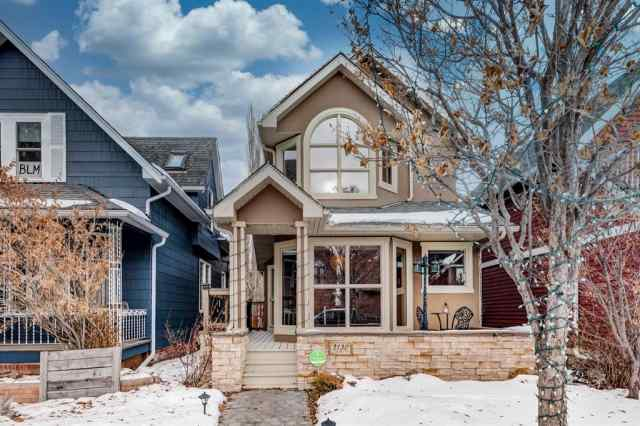 2130 Broadview Road NW in West Hillhurst Calgary MLS® #A1059632