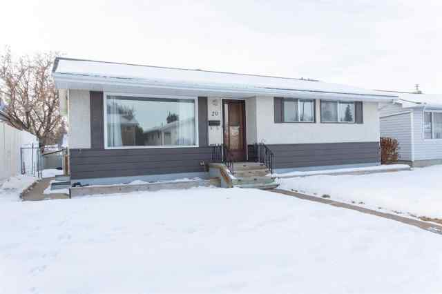 Fairview real estate 20 Fir Street in Fairview Red Deer