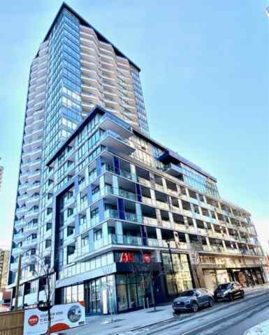 1602, 615 6 Avenue SE in Downtown East Village Calgary