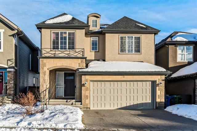 9 Cranarch Common SE in Cranston Calgary MLS® #A1060049