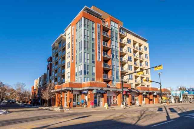 303, 1110 3 Avenue NW in  Calgary MLS® #A1060086