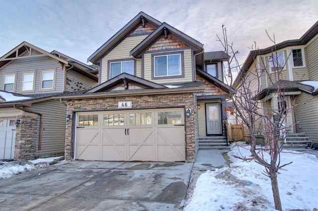 46 SKYVIEW SHORES  Crescent  in Skyview Ranch Calgary MLS® #A1060153