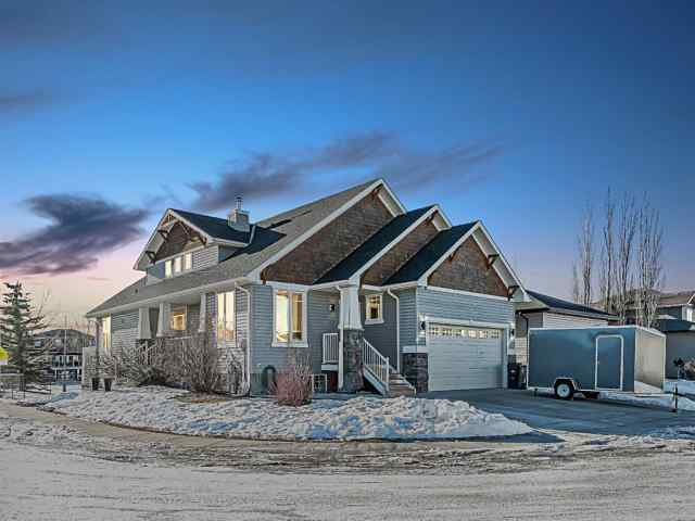 1105 Highland Green Drive NW in Highland Green Estates High River MLS® #A1060250