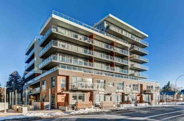 Unit-1505-1234 5 Avenue NW in Hillhurst Calgary MLS® #A1060426