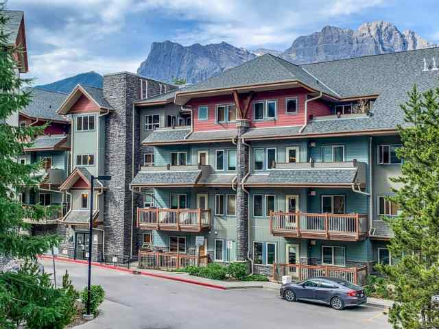 310, 101 Montane   Road SW in Bow Valley Trail Canmore MLS® #A1060437