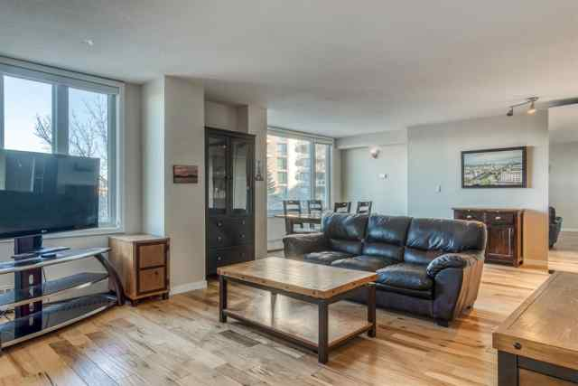 Unit-450-310 8 Street SW in Eau Claire Calgary MLS® #A1060648