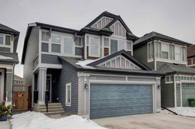 217 Auburn Crest Way SE in  Calgary MLS® #A1060900