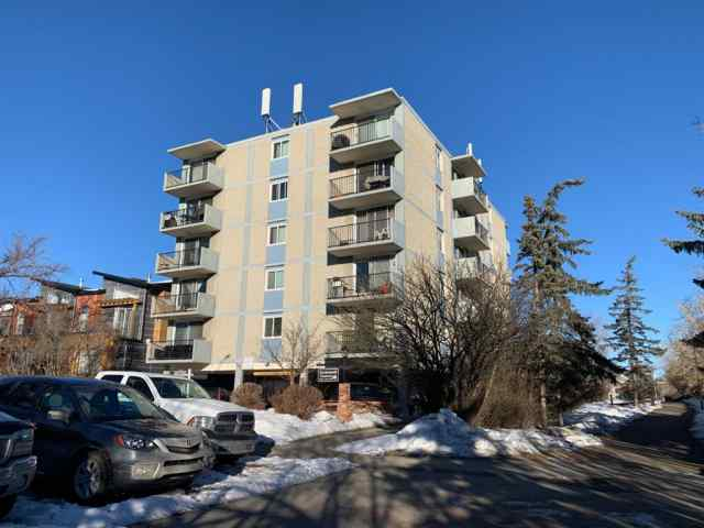 410, 2512 1 Avenue NW in West Hillhurst Calgary MLS® #A1061030