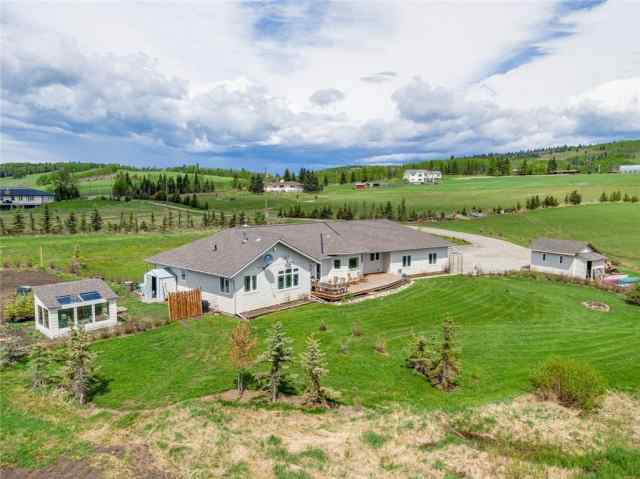 306365 Plummers Road W in NONE Rural Foothills County MLS® #A1061067