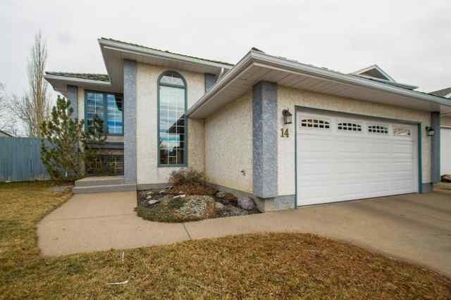 14 Harvard Crescent W in Varsity Village Lethbridge MLS® #A1061211