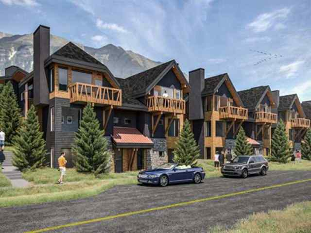 201H, 1200 Three Sisters Parkway in Three Sisters Canmore MLS® #A1061774