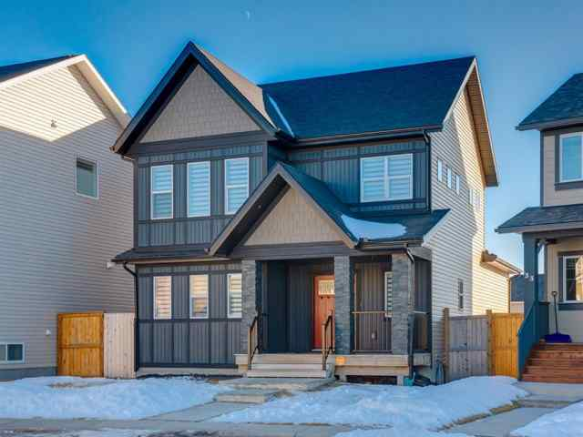 37 BRIGHTONCREST Heights SE in New Brighton Calgary MLS® #A1061910