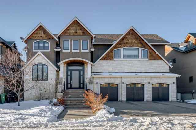 West Springs real estate 21 Wexford Gardens SW in West Springs Calgary